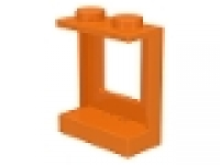 Flugzeugfenster1x2x2 orange o. Glas neu