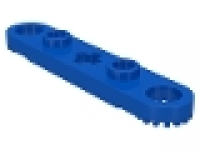 Lego Technic Rotor 2 Blade with 2 Studs blau