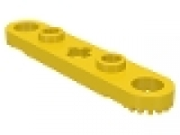 Lego Technic Rotor 2 Blade with 2 Studs gelb