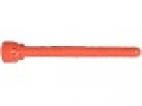 Antenne 1 x 1 x 4 3957 tr neon orange