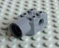 Technic Brick 2 x 2 with Hole and Rotation Joint Socket