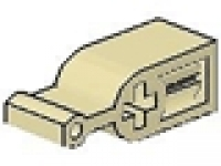 Lego Technic Changeover Catch 6641, tan
