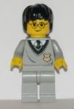 Harry Potter, Hogwarts Torso, Light Gray Legs