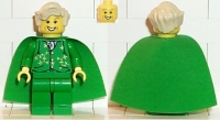 Gilderoy Lockhart, Green Torso and Legs