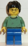 Harry Potter, Sand Green Sweater Torso, Blue Legs