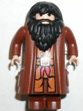 Hagrid, Reddish Brown Topcoat (Light Flesh Version with Moveable Hands)