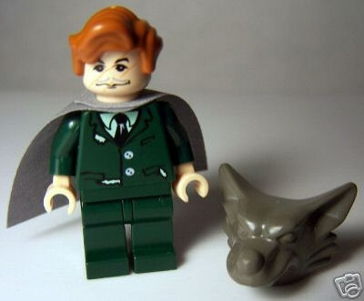 2 Figuren in einer! Professor Lupin u. als Werwolf