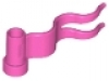 Wimpel / Flagge 4495 pink