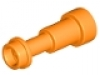 Minifig, Utensil Telescope orange neu