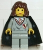 Hermine Granger, Gryffindor Shield Torso, Light Gray Legs, Black Cape with Stars