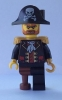 Captain Brickbeard, No Eyepatch, pi142